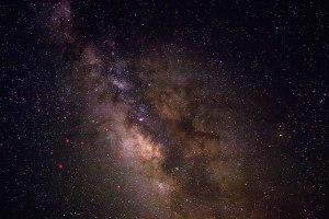 Gambar 1. Galaksi Bima Sakti