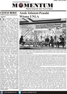 Koran Momentum Edisi - 05