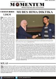 Koran Momentum Edisi - 06